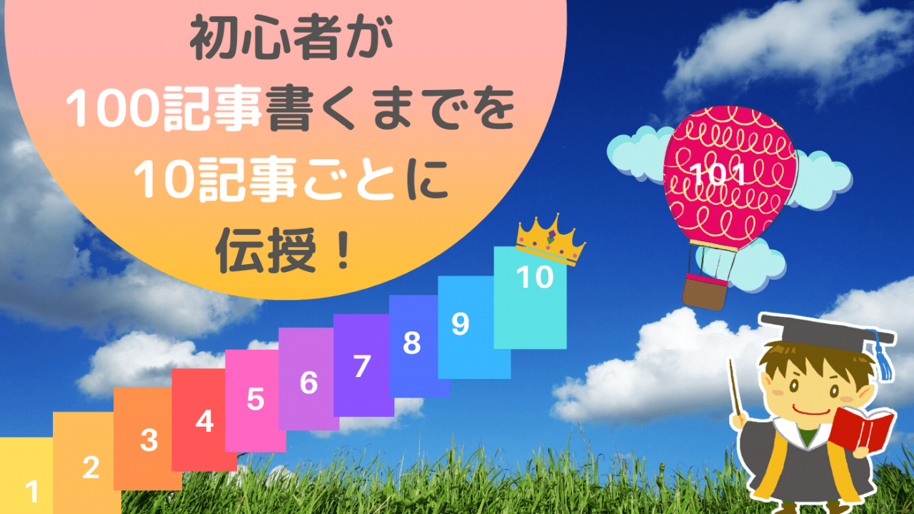 100記事トップ